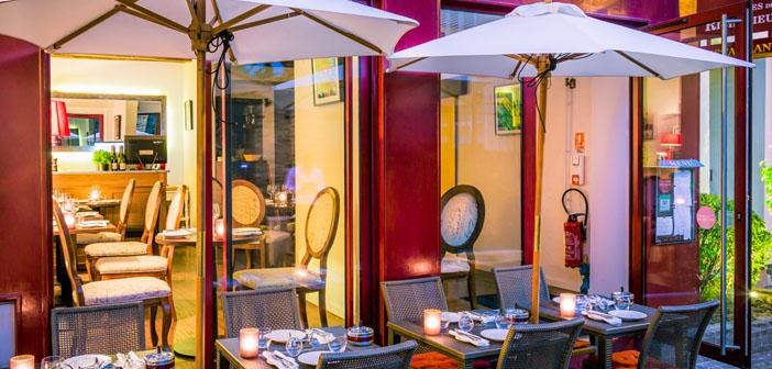 Restaurante Gourmet Les Ecuries de Richelieu
