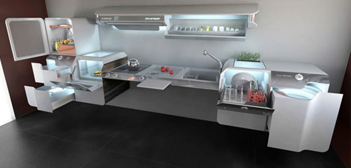 Freedom project, a kitchen for disabled