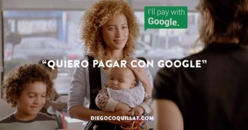 """Google quiere que pagues en los restaurantes diciendo: """"Pagar con Google"""""""
