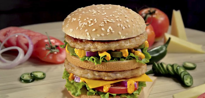 McDonald's not want to miss the opportunity to expand its market share in response to customer needs.
