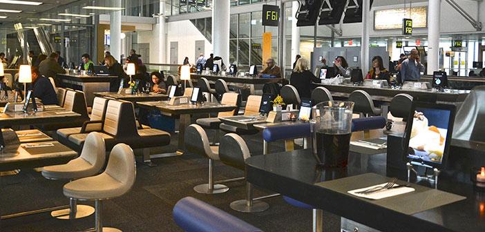 Restaurants et aéroports