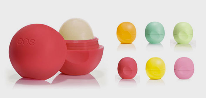 Lip balms with bacon smell and taste, chips or pickled gherkins.