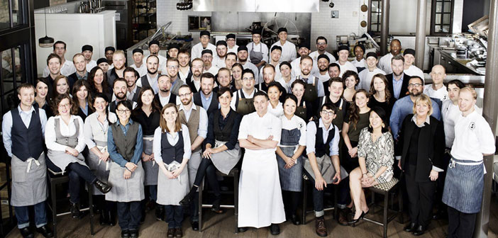 The Spoon Restaurant great team & Stable