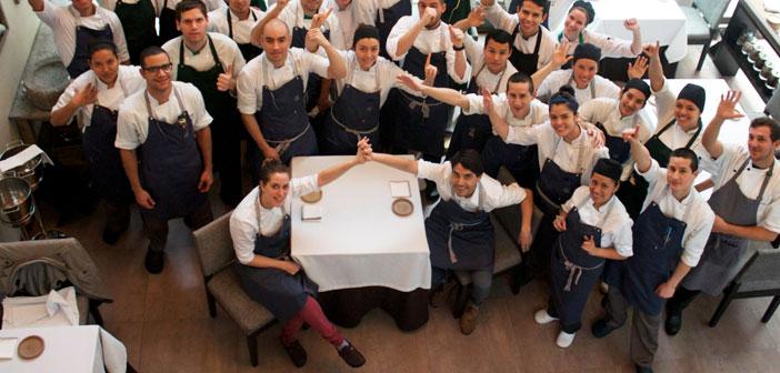 Rencontrez le propriétaire, comme le chef ou le créateur d'un plat est apprécié en tant que client.