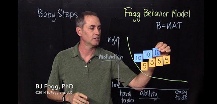 El Dr. B.J. Fogg du directeur el del & quot; Stanford Persuasive Technology Lab & quot;.
