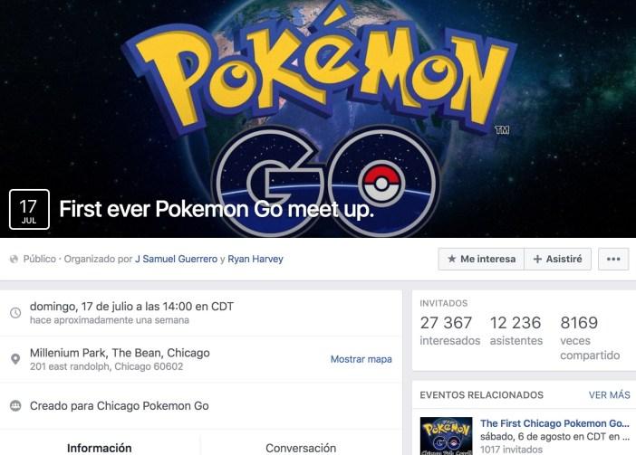 partie Pokémon Go dans un restaurant