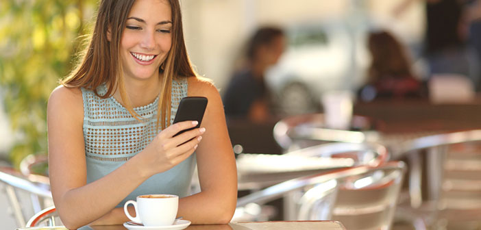 Restaurants are one of the places where the penetration of the best smartphones you can check.