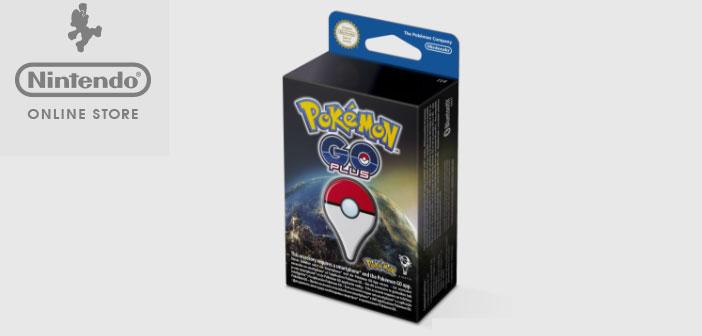 Pokémon Go Plus, un dispositif qui se connecte au smartphone via Bluetooth et, une LED et les vibrations, informe les événements du joueur de jeu, comme, par exemple, l'apparition d'un Pokemon à proximité.