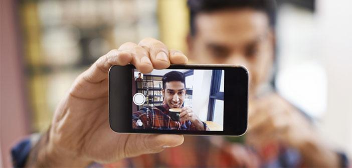L'utilisation des smartphones dans les restaurants les temps d'attente.
