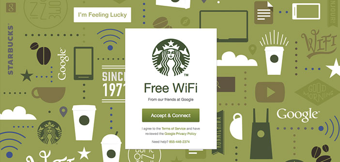 Restoration companies like Starbucks (the great leader of the pro-wifi), KFC o McDonald's, have managed to drag customers just because their doors open Internet.