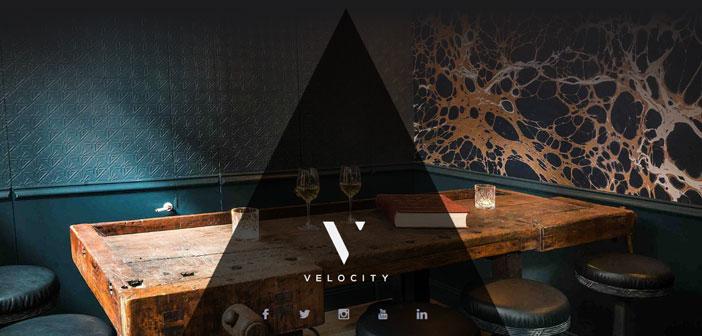 Velocity est une application très simple, dans lequel vous entrez seulement à quelle heure vous arrivez au restaurant qui est inscrit là-dessus et vous dire s'il y a la table disponible. En outre, vous pouvez payer par l'application.