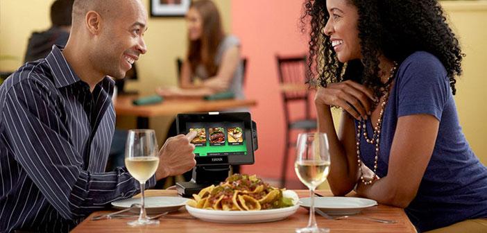 innovation obligatoire pour les terminaux de point de vente et d'autres systèmes de votre restaurant.