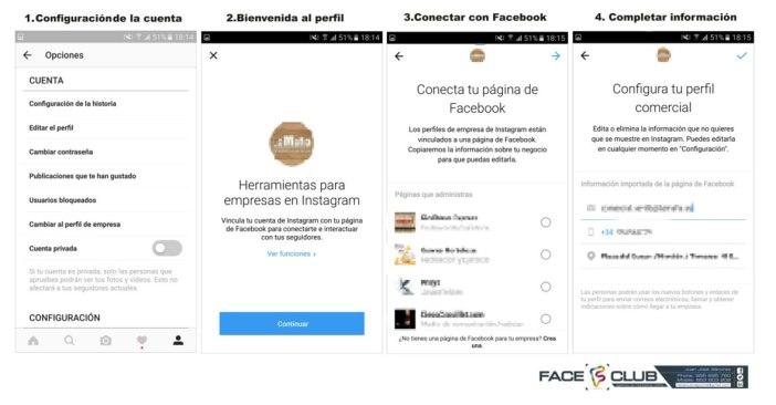 Comment activer un profil d'entreprise sur Instagram pour les restaurants?