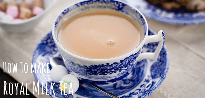The best way to offer tea in your establishment is asking the customer if desired sugar, milk or lemon.
