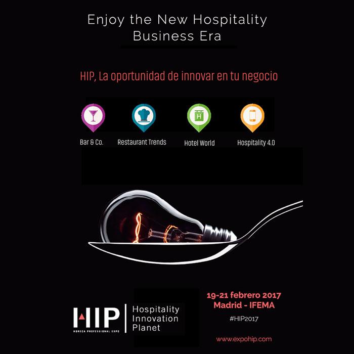 HIP est un rendez-vous incontournable pour les professionnels et d'accueil.
