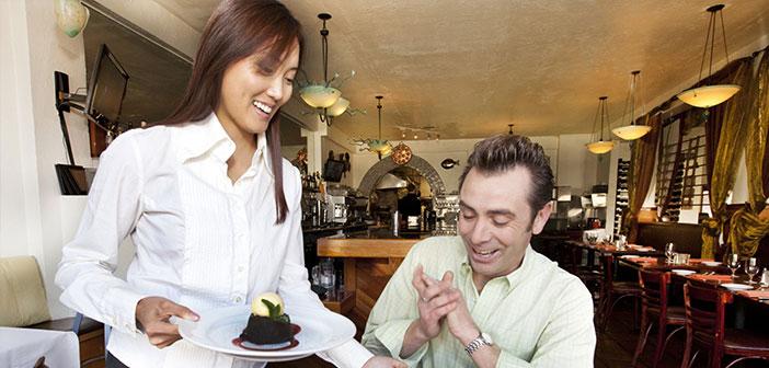 La rentabilidad y la solvencia de los restaurantes están directamente relacionadas con la excelencia en el servicio, y tendremos que cuidarlas para obtener buenas valoraciones online.