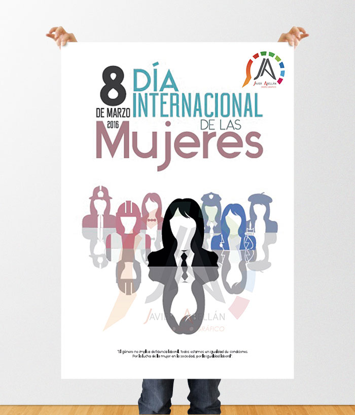 He 8 March is a worldwide celebration established by the UN in 1975 to demand equality for working women, currently she is claiming its role in society.