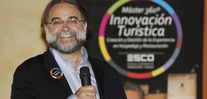 Fernando Gallardo est essentiel d'hôtels dans le pays.