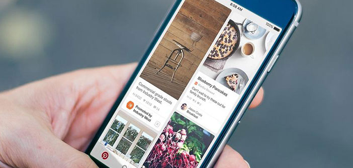 Pinterest has already found time to apply in the use of technology through the newly announced development of Lens, an application designed to suggest pin from the surrounding reality of users.