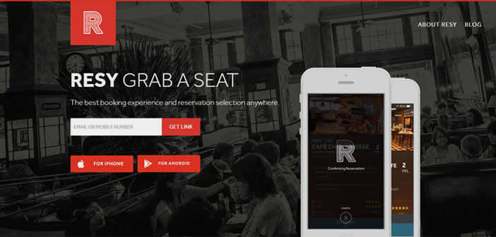 This application is based in New York and currently operates in 40 US cities sits 1,5 million diners every month in restaurants and the objective is to launch Airbnb according to a first phase 20 US cities.