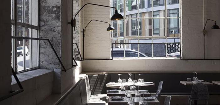 """Medical Method"" in designing restaurants."
