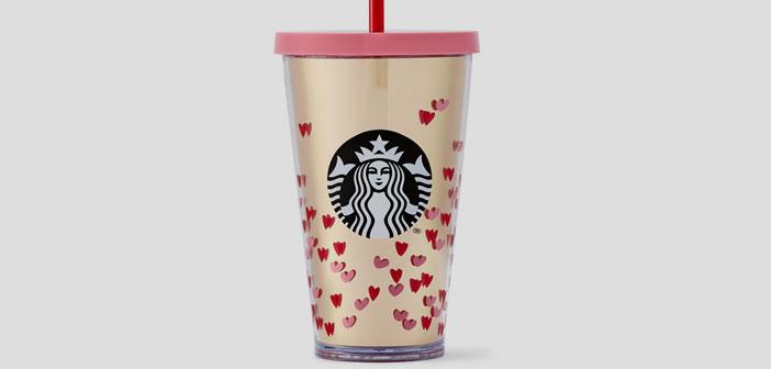 Profitant de l'attraction qui a la partie Cupido, Starbucks a lancé une collection spéciale avec différentes coupes et objets de merchandising, tout en rose, rouge, les détails en temps opportun et complet ... Pourquoi ne pas créer une autre mémoire pour vos clients?