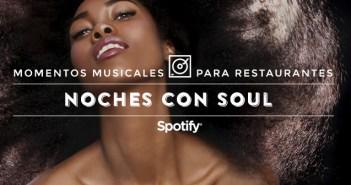 Música para Restaurantes: 50 canciones para llenar de Soul las noches de tu restaurante
