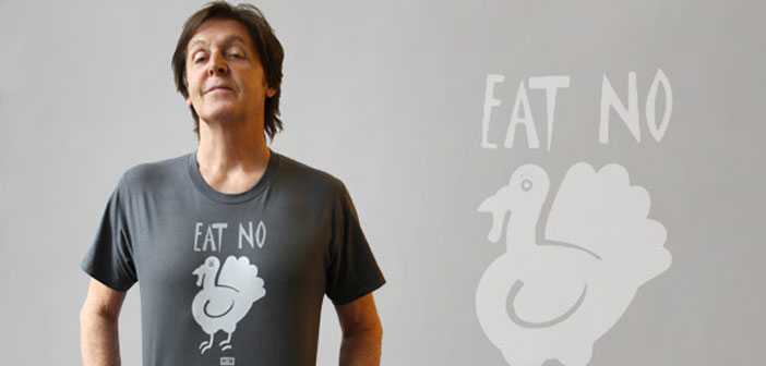 Famous recognized as Paul McCartney, Jared Leto, Brad Pitt, Ellen Page and Moby have arisen as vegans gives certain arguments of authority to this way of living.