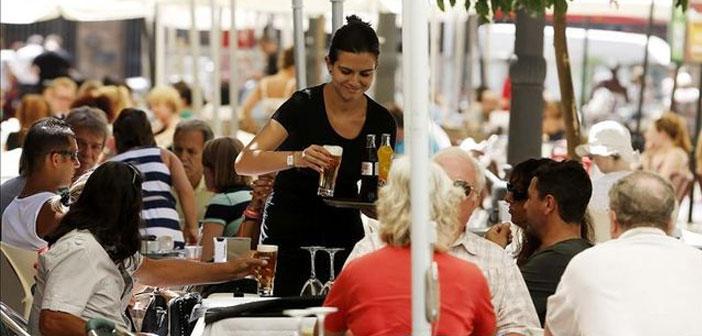 Un total de 9,5 millones de turistas extranjeros con el único objetivo de realizar una actividad relacionada con la gastronomía.