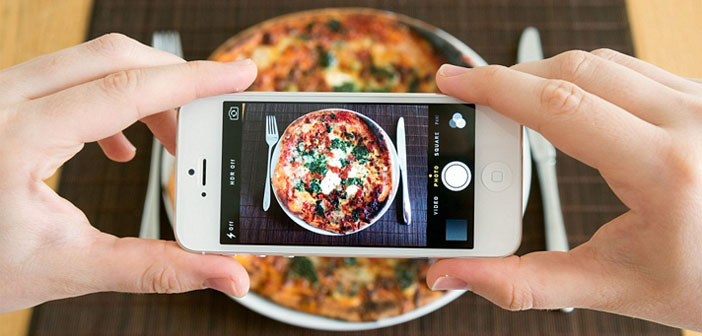 Now the pictures of your food will be more important than ever.