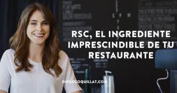 RSC, el ingrediente imprescindible de tu restaurante