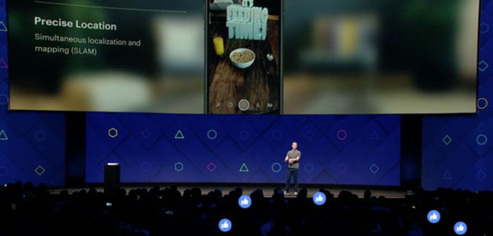 Appliqué à l'industrie de la restauration, les possibilités sont infinies. L'une des nouvelles utilisations de l'application sera en mesure de convertir des photos 2D en 3D et ajouter des notes virtuelles ou objets. Pouvez-vous imaginer télécharger une photo à Facebook avec un élément virtuel qui vous expliquera les différents allergènes?