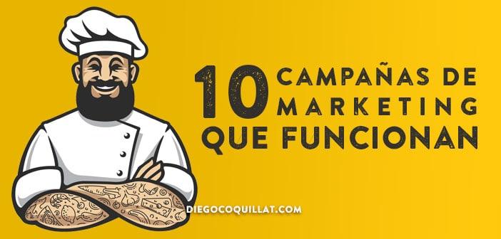 10 Ejemplos De Campañas De Marketing Para Restaurantes Que Funcionan Diegocoquillat Com