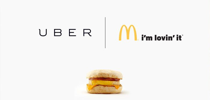 According to US media The Wall Street Journal, Plan McDonald's is offering its service deliveries in its US restaurants with the help of Uber as we discussed in the article published in this newspaper under the heading & quot; The great digital revolution McDonald's has begun & quot;.
