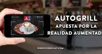 Autogrill apuesta por la innovacción a través de una aplicación de realidad aumentada