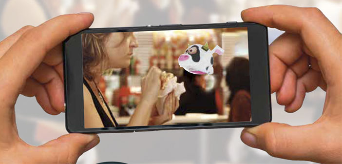 """The third module is the virtual world created as a PokemonGO. By targeting specific locations Restaurant, bichitos; a & quot appear"""" those who have called Gous, which for achieving, They give you a discount coupon you can redeem."""