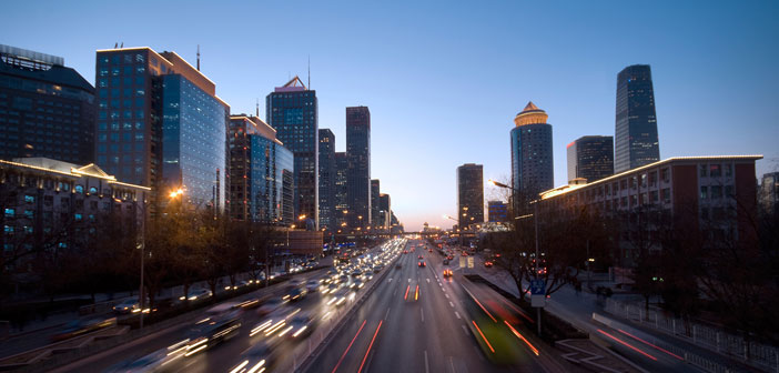 China, the cradle of the implementation of technology in business