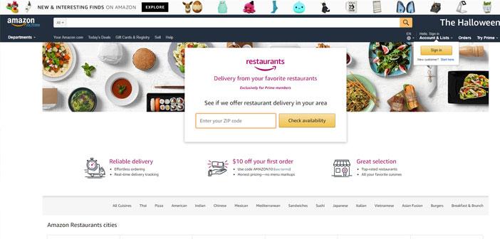 Como Olo ofrece pedidos digitales para 200 marcas de restaurantes y 40.000 establecimientos en total, la integración con Amazon Restaurants dará lugar a un nuevo producto llamado Olo Rails, en el cual la empresa maneja el pedido que entra en el sistema directamente al TPV, desde donde también se podrán modificar los menús.