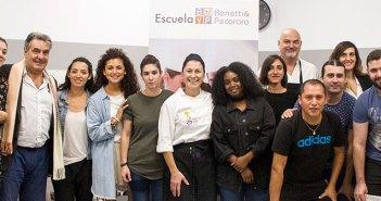 Clase magistral de la cheff Gabriela Tassile en Madrid: la modernidad y creatividad de la cocina argentina