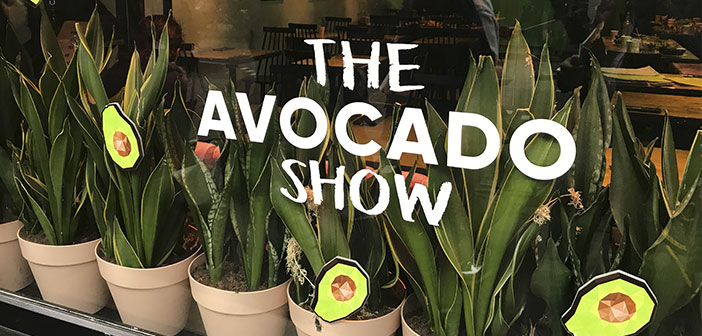 The Avocado Show: Avocado first restaurant in Europe with dishes beautifully presented, innovative and colorful, always using high quality avocado and socially responsible and sustainable.