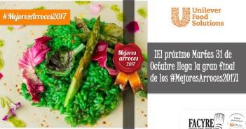"""Llega la gran final de los """"Mejores Arroces del 2017"""""""