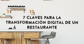 7 claves para la transformación digital de un restaurante
