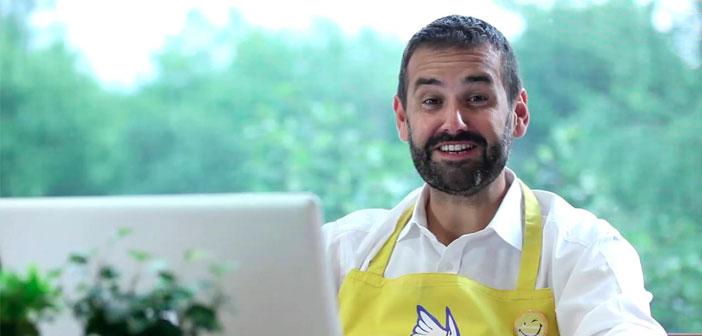 Robin Food arrasa en Twitter con un salchichón extraterrestre dedicado a Berasategui
