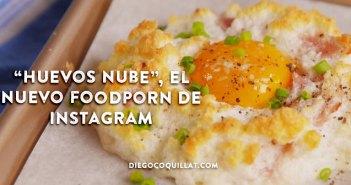 """30 fotografías de """"huevos nube"""", el nuevo foodporn de Instagram #cloudeggs"""