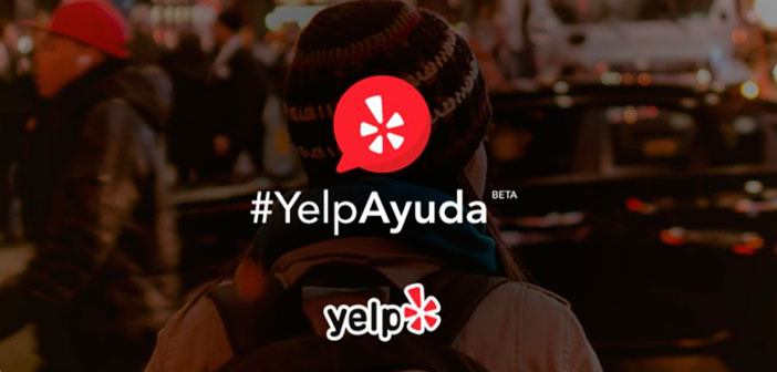 Yelp has launched a new bot (robot) what, through his profile on Twitter @YelpAyuda, You may make recommendations to users in less than a minute. This application is available to users of the thirty countries where the company operates and who can now find the best recommendations with only one twit.