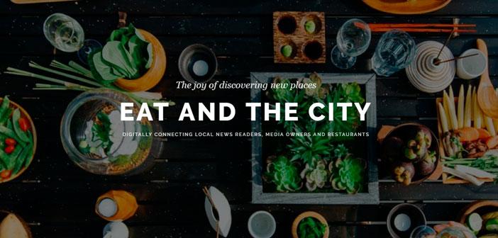 El objetivo de EatAndTheCity es encontrar restaurantes basádose en la localización y acompañado de las reseñas de profesionales y clientes.