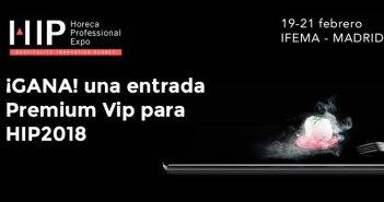 Gana una entrada Premium Vip valorada en 300€ para HIP2018
