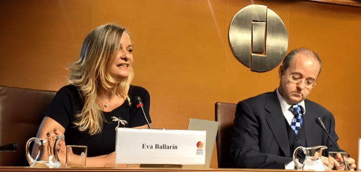 """""""Cette année, Congrès 8 scénarios, 6 keynotes, 8 sommets y 250 Des conférenciers internationaux """",Eva explique Ballarín, Directeur du Congrès."""