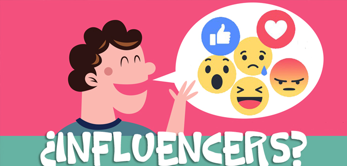 Influenceurs gagner spécificateurs de présence et de marque, mais nous avons pu voir comment il va des grands influenceurs autres « microinfluecners » avec les adeptes de meilleure qualité.