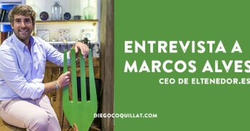 """""""ElTenedor es el gran aliado comercial y digital de los restaurantes"""", entrevista a Marcos Alves"""